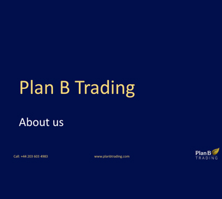About Plan B Trading