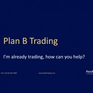 I am already trading – how can you help?